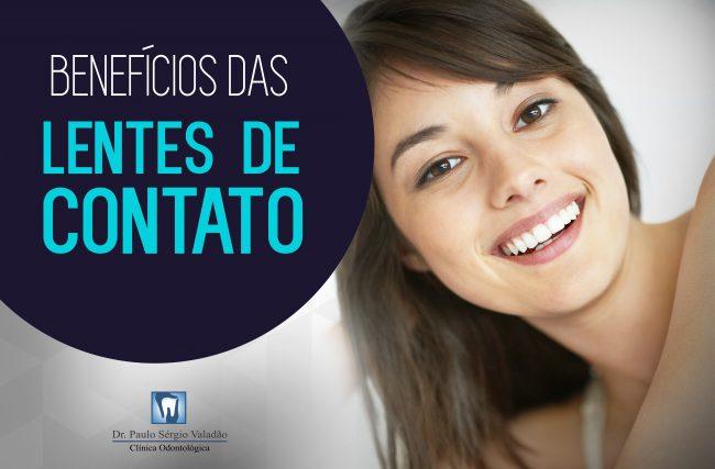 Benefícios e naturalidade das Lentes de Contato Dental