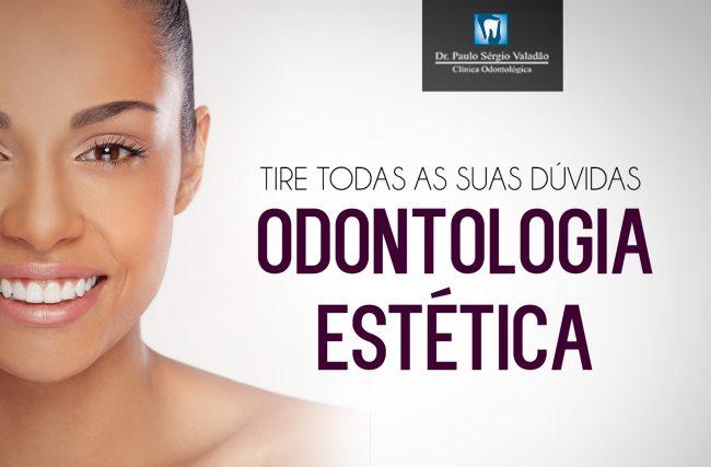 Todos os recursos da Odontologia Estética para um lindo sorriso