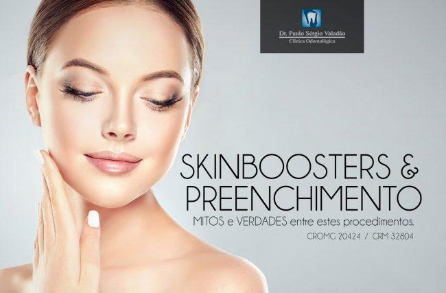 Skinbooster e Preenchimento Facial: Mitos e Verdades